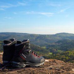 Love my LOWA Mauria GTX  . Thanky you #LOWA for your support  . My #photooftheday was taken at #castle #ruine #lindelbrunn in #palatinate #forest . #wanderreporterin #wanderlust #wandern #rlp #meinrlp #igersrlp #igersgermany #meindeutschland #lovelowa #landscape_lovers #mountainview #hiking #bestoftheday #beautifulview #nofilter by wanderreporterin