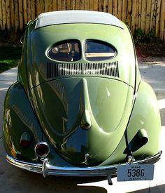 1952 Volkswagen Beetle Split Window