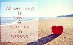 Love & summer in Greece