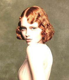 Venus Loves Virgo: HAIR TREND LUST 2013-Finger Waves + Marcel Waves