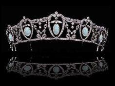 Cartier Opal and Diamond Tiara (1920's)