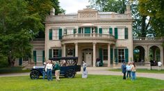 Montgomery Place | Historic Hudson Valley