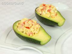 Avocado ripieni: Ricette Perù | Cookaround