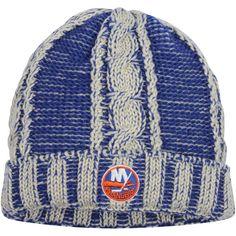 New York Islanders Reebok Women's Cuffed Knit Hat - Royal - $21.99