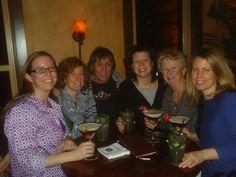 Some of my favorite ladies!