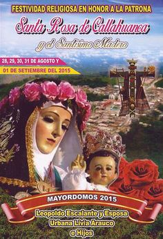 Con misa, procesión y danzas típicas Callahuanca celebra su fiesta patronal