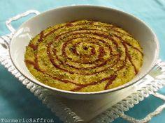 sholeh zard--persian saffron rice pudding