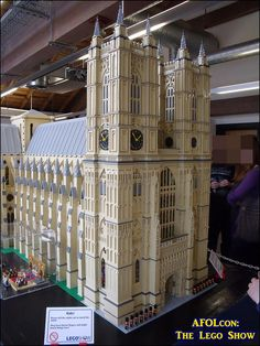 Westminster Abbey at The Lego Show! | Flickr - Photo Sharing!