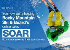 Rocky Mountain Ski and Board had aggressive sales goals. The ski store needed to dramatically increase their revenue and recognized that the majority of shoppers today search and purchase online. In order to meet their targets, they needed to partner with a proven expert in eCommerce SEO, and turned to AIS Media.