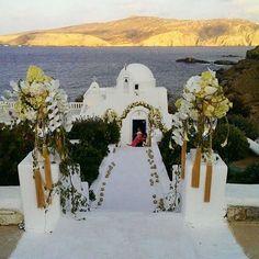 Wedding in Greece. WedInGreece - wedding planning , info@wed-in-greece.com