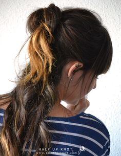 67 Besten Hair Make Up Bilder Auf Pinterest Haar Pony Haar Und