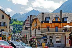 Pyrénées - Luz Saint-Sauveur