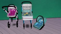 Lana CC Finds - Car Seat by Lena sims