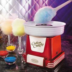 think of all the cotton candy parties. I think I've seen this at ace hardware... I want to buy it...