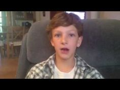 Openly gay 11-year-old Marcel Neergaard and his father talk about their experiences - YouTube