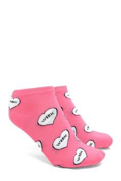 Werk Graphic Ankle Socks