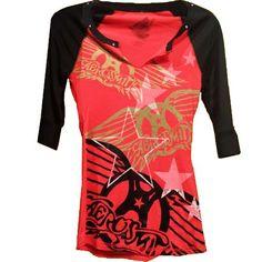Disney WOMENS Dress - Aerosmith - Rock The Stars