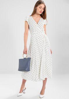 84c3c62a007e Długa sukienka - white   Zalando.pl 🛒