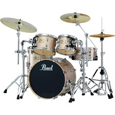 """Pearl Session Studio Classic SSC924XUP/C 4-Piece Shell Pack with 22"""" Bass Drum Vintage Copper Sparkle"""