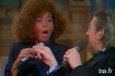 Whitney Houston & Serge Gainsbourg