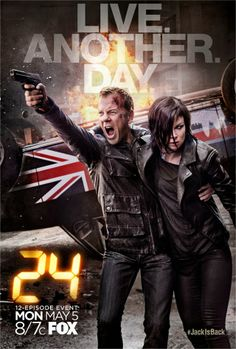 Brand new 24: LIVE ANOTHER DAY trailer. UPDATE 26/3 with new poster. - Warped Factor - Daily features & news from the world of geek