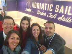 Unser Team hatte eine tolle Zeit auf der ICE #Charter-Messe in #Zagreb und hat tolle Eindrücke, Ideen und Neuigkeiten rund ums #Segeln gesammelt. Full Sail, Sailing, News, Sailing Yachts, Caribbean, Croatia, Greece, Majorca, Round Round
