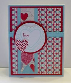 Valentine Love by eured99 - Cards and Paper Crafts at Splitcoaststampers