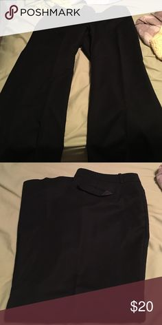 "NWOT Black Dress slacks Brand New without tags Merona dress pants (with stretch). 32"" inseam Merona Pants Trousers"