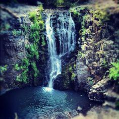 Waterfall in Ellensburg, WA. One of my favorite spots.