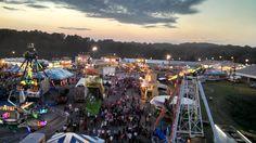 Coosa Valley Fair, Rome  GA