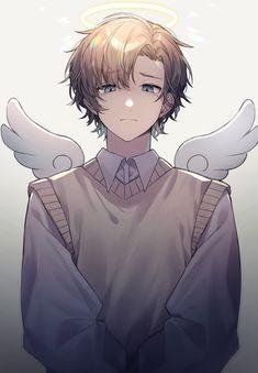 Candidato pa' novio. Cool Anime Guys, Handsome Anime Guys, Cute Anime Boy, Anime Art Girl, Anime Boys, Cute Anime Character, Character Art, Anime Demon Boy, Anime Lindo