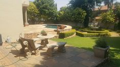 Garden Landscaping, Garden Design, Patio, Landscape, Outdoor Decor, Gardens, Home Decor, Front Yard Landscaping, Scenery