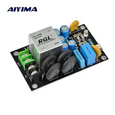 AIYIMA Power Supply Soft Starting Board High Power For 1969 Amplifier Speaker DIY Relay Thunder Protection hello frie. Audio Amplifier, Hifi Audio, Diy Speakers, Electrolytic Capacitor, Pure Copper, Circuit Board, Diy Kits, Brand Names