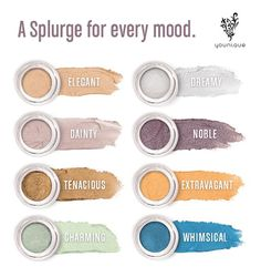 What's your mood today? https://www.facebook.com/youniquelyel https://www.youniqueproducts.com/elsextravaganteyes