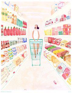 Monica Ramos  Vía: Kireei Magazine