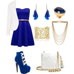 Featuring Surrender - Royal Blue Privileged