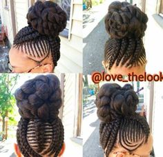 Hawt! @love_thelook - http://community.blackhairinformation.com/hairstyle-gallery/braids-twists/hawt-love_thelook/