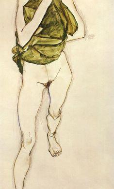 El genial Egon Schiele - Cultura Inquieta