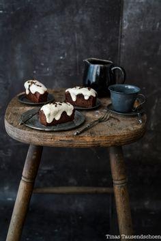 Double Espresso Chocolate Friands