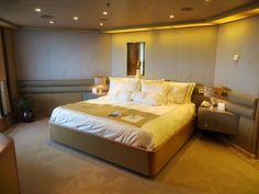 Pinnacle Suite Eurodam bedroom!