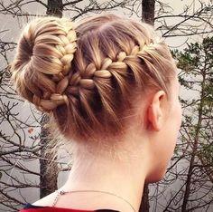 Bayan örgü saç modelleri (2016)