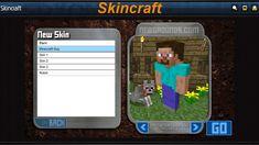 Видео Как сделать Скин | Скинкрафт | Skincraft