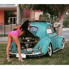 """Lets go surfin now, every body's learning how, . Kdf Wagen, Hot Vw, Hippie Lifestyle, Vw Cars, Car Volkswagen, Buggy, Car Girls, Vw Beetles, Muscle Cars"