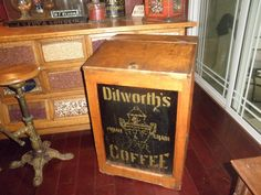 antique advertising primitive 9 foot general store bean candy counter display ebay antique furniture apothecary general store candy