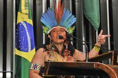 Indígenas cobram atenção do Congresso e criticam PEC da Demarcação — Senado…