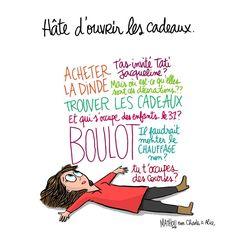 Illustration par Crayon d'Humeur pour Charles & Alice : Et vous, ça va ? #Noel