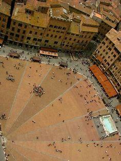 Siena, Toscany Italy