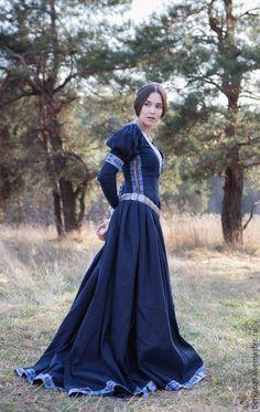 Средневековые платья принцесс