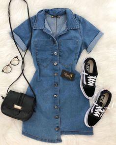 Girls Fashion Clothes, Teen Fashion Outfits, Cute Fashion, Look Fashion, Outfits For Teens, Girl Outfits, Mens Fashion, Fashion Vest, Latest Fashion