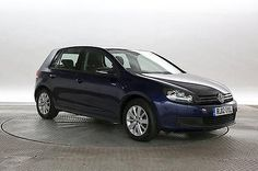 2012 (12 reg) #volkswagen golf 2.0 tdi 140 #bluemotion tech match #shadow blue 5 ,  View more on the LINK: http://www.zeppy.io/product/gb/2/192012694430/